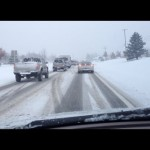 How To Survive Icy Driving Conditions and Crashes