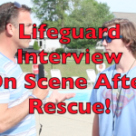RoyOnRescue Interviews Lifeguard Who Rescued Poolside Patient