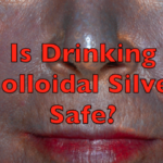 Can Drinking Colloidal Silver Turn You Blue…Permanently?