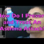 I have asthma and I'm scared! What do I do if I have an attack?